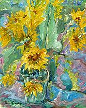 Sonia Cornwall Sunflowers