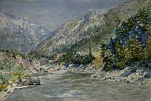 Marmaduke Matthews Fraser River above Spuzzum