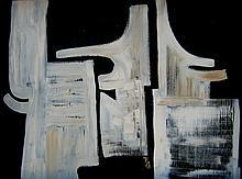 Peter Paul Ochs Untitled Abstract #129