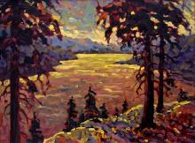 Rod Charlesworth Dusk (Kal Lake South)