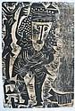 Jacob Afolabi Dancer; Village Life, Jacob Afolabi, Click for value