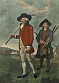 Lemuel Abbott To the Society of Goffers at Blackheath