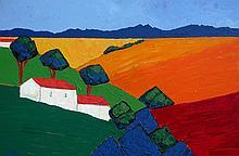 David J. Edwards Landscape Fantasy I