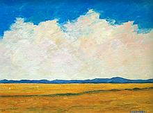 David J. Edwards Afternoon, South of Calgary