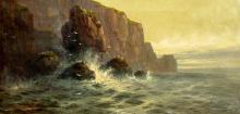 John Brett (Attributed to) - Kynance Cove, Cornwall