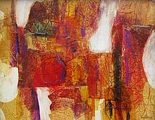 Richard Wyndham Abstract