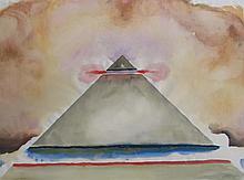 Ken Wallace Untitled - Triangular Form