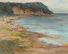 Francine Noreau Beach Activity