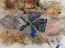Patricia O'Hara Abstract Composition