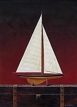 Arnie Fisk Pond Yacht Bordeaux