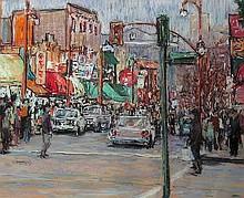 Daniel Gray Chinatown