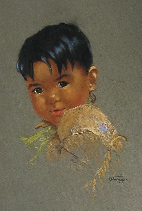 Dorothy Oxborough, Native Boy