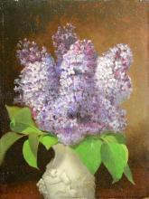 Still Life of Lilacs