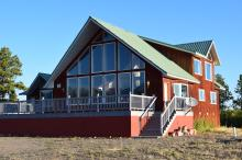 Peccolo Residence - 1161 Highland Dr. Ridgway, CO (Online Only)