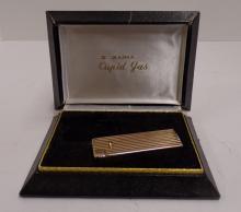 Vintage Zaima Cupid Gas Cigarette Lighter 2 3/4