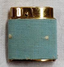 Vintage Prince Gardner Cigarette Lighter - Patent Number 122139 - Made in Japan - Measures 1 3/8