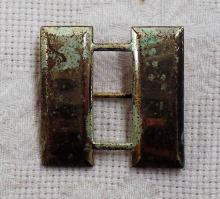 Vintage Sterling Silver - Unites States Military Captain's Rank from WWII - Measures 1