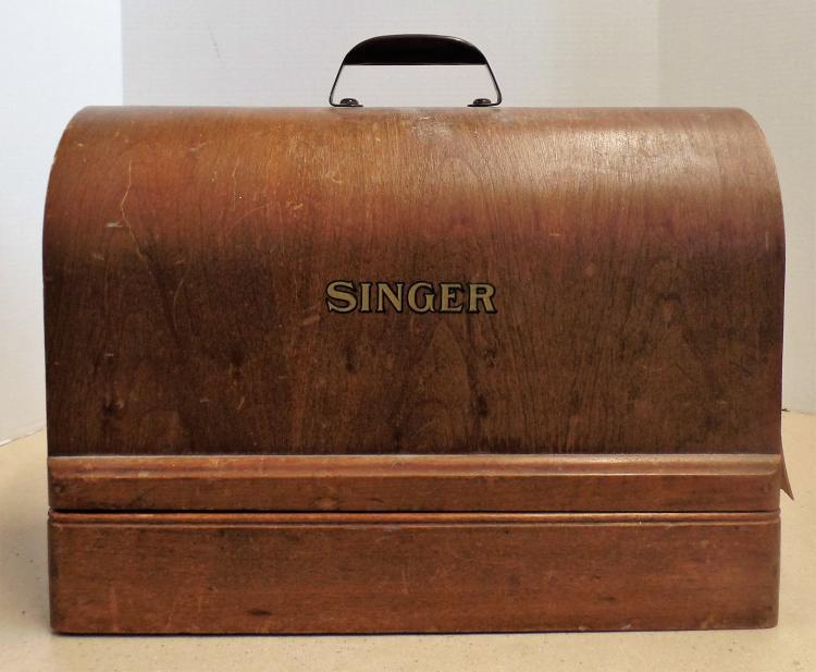 singer sewing machine 1851