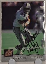 Jay Novacek Autographed Football Card - 1993 Pro Set Football Card #9 (Dallas Cowboys)
