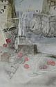 RENTON, JOAN - BRITISH (1935-) Watercolour -, Joan Renton, Click for value