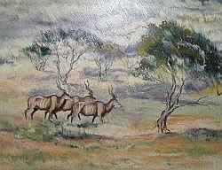 LEKGETHO, SIMON MOROKE - SOUTH AFRICAN (1929 -