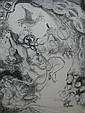 MBATHA, ERIC - SOUTH AFRICAN (1948-) Etching -, Eric Mbatha, Click for value