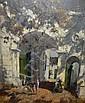 GARIZIO, GIAN-PIERO - SOUTH AFRICAN (1931-) Oil on, Gian Piero Garizio, Click for value