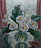 KOENIG, DEZSO - SOUTH AFRICAN (1902 - 1972) Oil on