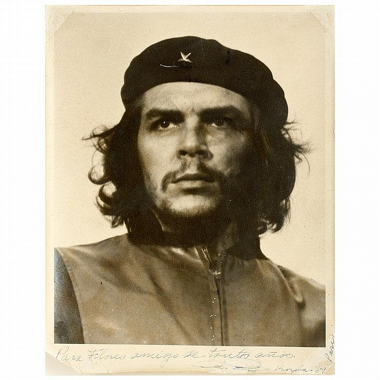 Guerrillero Heróico by Alberto Korda (1928-2001)