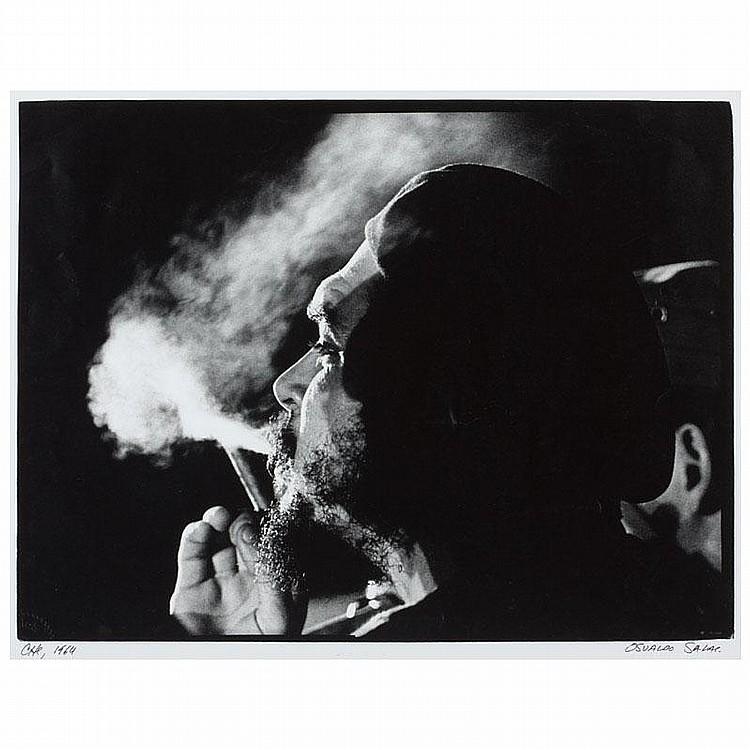 Ernesto Che Guevara by Osvaldo Salas (1914-1992)
