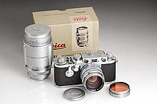 Leica IIIf Midland outfit, 1953, no.684738