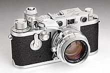 IIIf + Compur Summicron 2/5cm, c.1955, no.724650