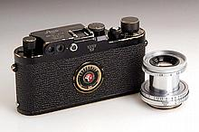Leica IIIg black 'Swedish Military', 1960, no.988009