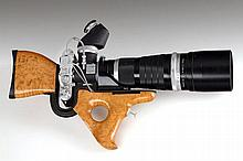 SABRE Rifle Stock, 1956,