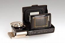 Leitz 13.5cm Sports Finder SYEOO black, c.1935