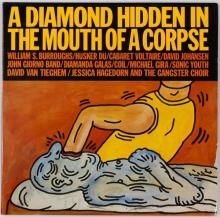 Keith Haring   A Diamond Hidden in the Mouth of a Corpse Offset Lithograph