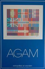 Yaacov Agam Mix Media