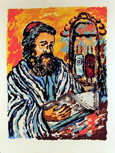 Isac Goody, Rabbi with Talmud HS/N Seriraph