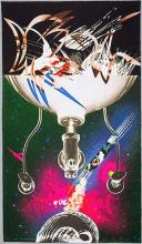 James ROSENQUIST, Where the Water Goes Hand