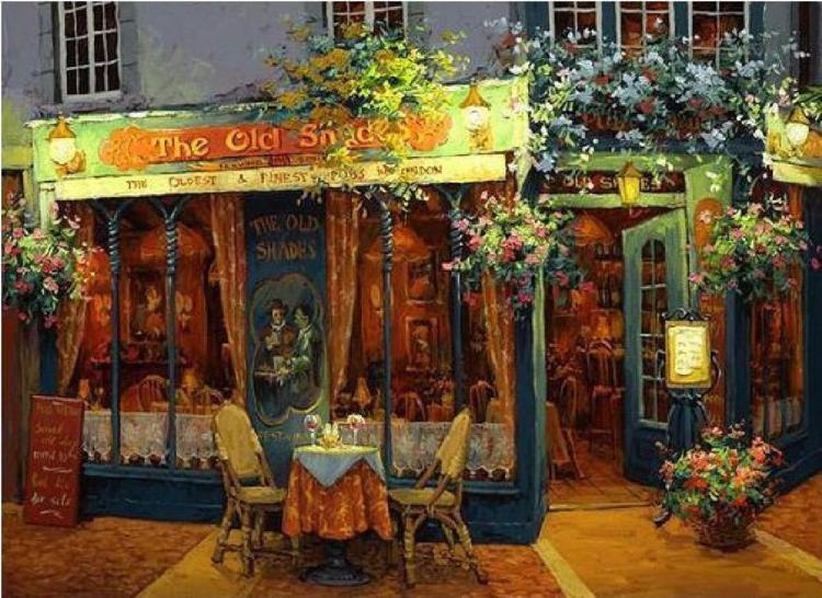 Viktor Shvaiko London at Night