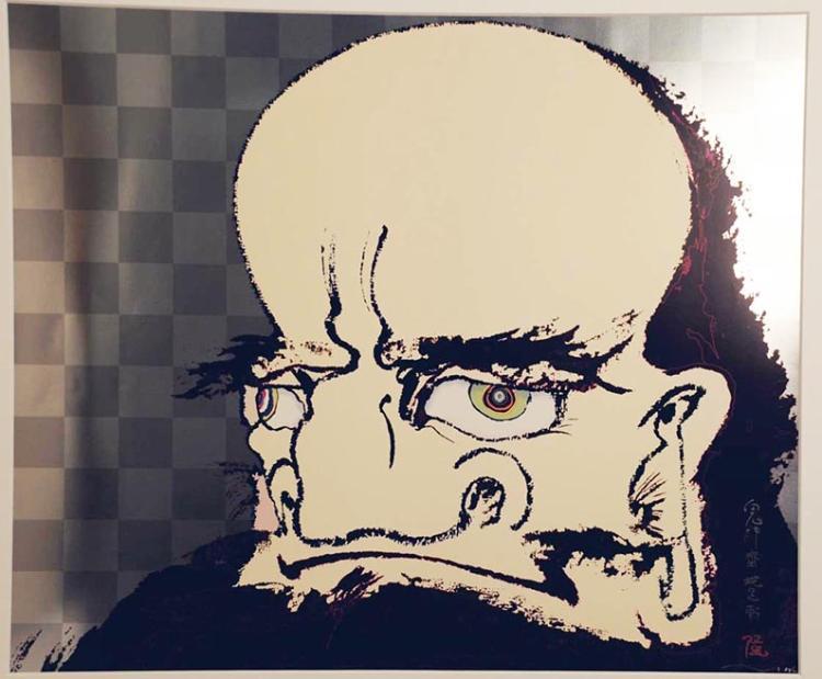 Takashi MURAKAMI I am not me. I cannot become myself HS/N