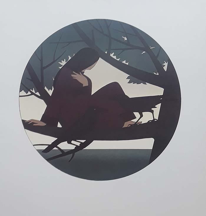Will Barnet, Original lithograph