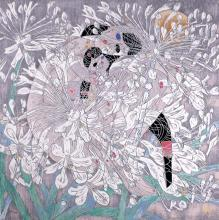 Jiang Tiefeng, Flower Suite,