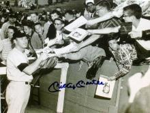 memorabilia Mickey Mantle Autographed 8x10 photo