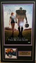 Memorabilia, Michael Oher Signed Photo from the movie