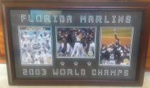 Memorabilia, Team Signed florida marlins 2003 world