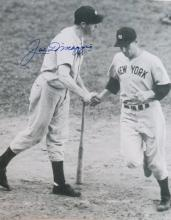 memorabilia Joe DiMaggio 8x10 Autogrpahed Photo