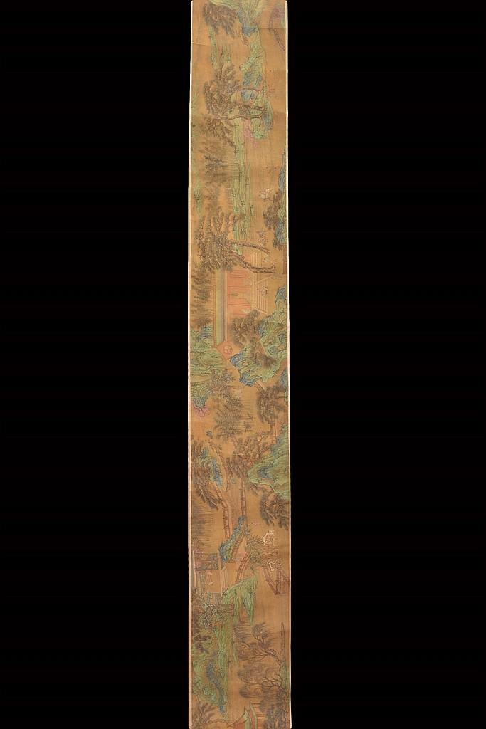 WANG WEI (王维 699-761)