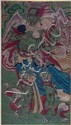 A Tibetan Thangka  - 19TH CENTURY