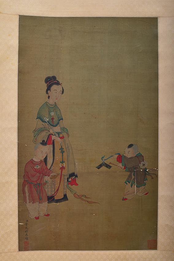 JIN TINGBIAO (?-17670